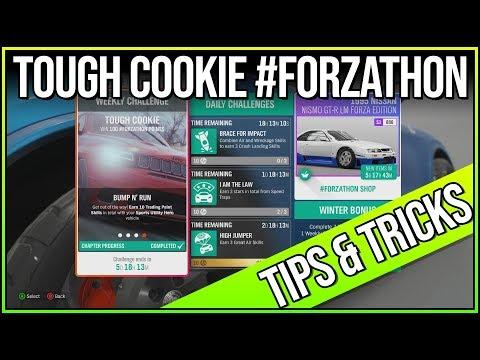 Tough Cookie #Forzathon - Tips & Tricks (Forza Horizon 4) thumbnail