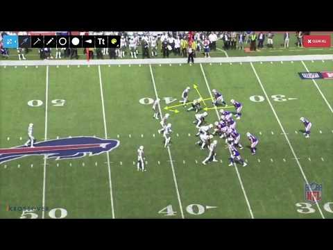 Bills vs. Jets | Tyrod Taylor to Jordan Matthews