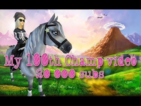 100 Star Stable CHAMPIONSHIPS