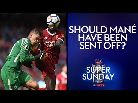 Should Mané have been sent off? | Jamie Carragher, Thierry Henry & Kolo Toure reaction