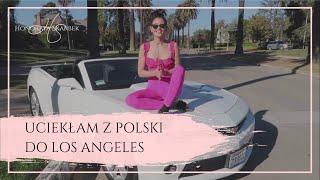 UCIEKŁAM Z POLSKI DO LOS ANGELES (Honorata Skarbek)