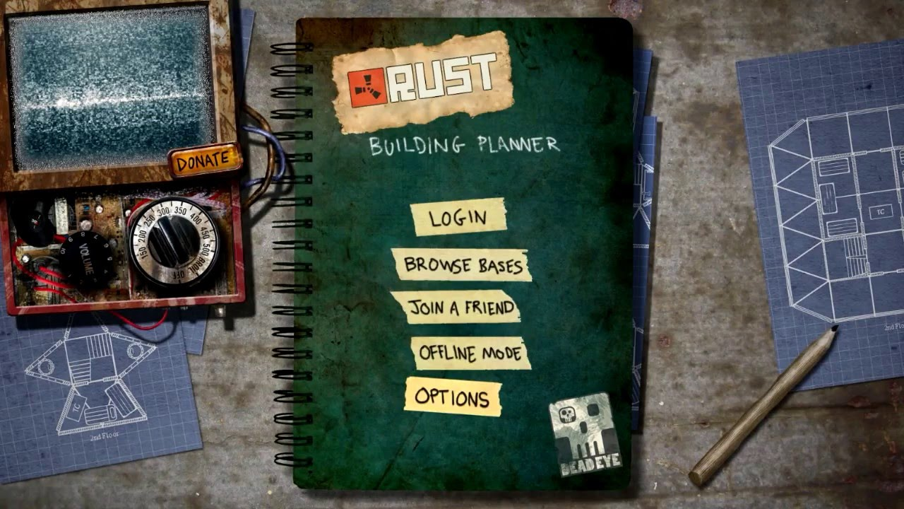 Rust building planner 2d youtube rust building planner 2d malvernweather Choice Image