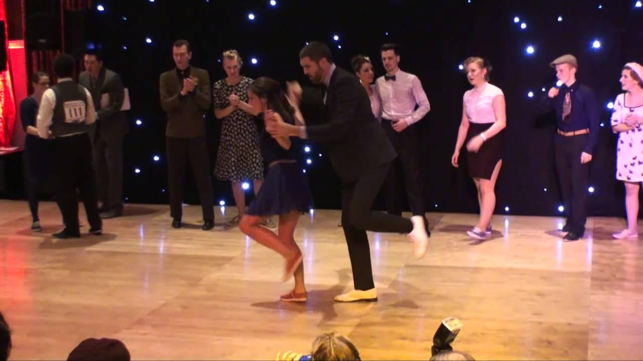 Esdc 2013 Open Lindy Hop Couples Finals Spotlights