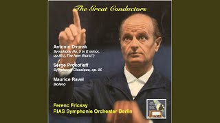 "Symphony No. 9 in E Minor, Op. 95, B. 178, ""From the New World"": IV. Allegro con fuoco"
