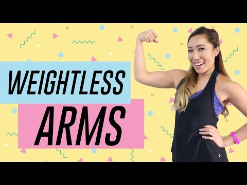 Weightless Arm Workout | POP Pilates