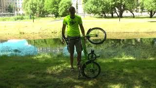 Велосипед, который можно наказывать! Из decathlon, B'TWIN