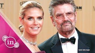 Günther Klum spricht Klartext: Sind Heidi und Tom schon verheiratet?