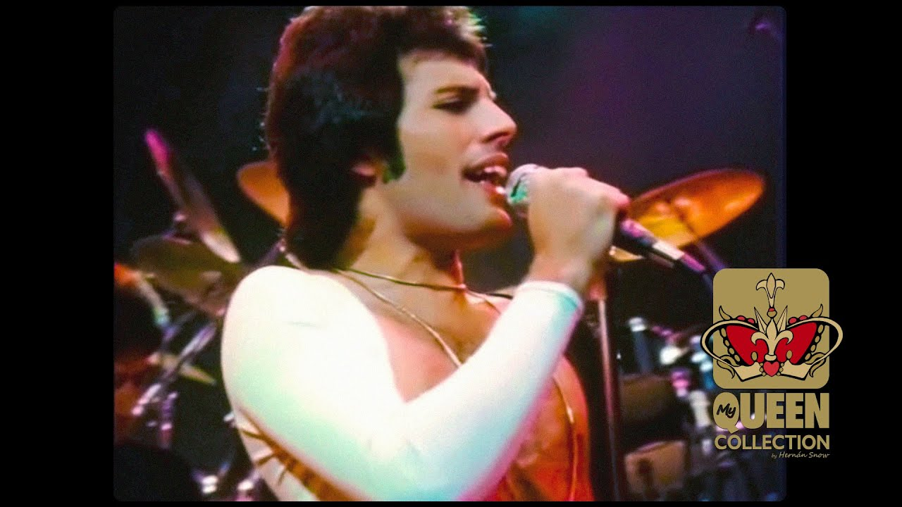 Queen | We Are The Champions (TOTP Version 2014) #1