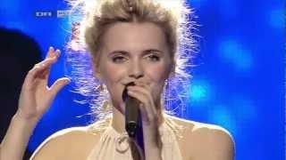 Ida synger paradise x factor vinder 2012 finale