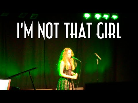 I'm Not That Girl | Cover