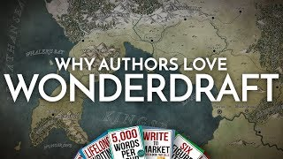 Why Authors Love Wonderdraft for Mapmaking