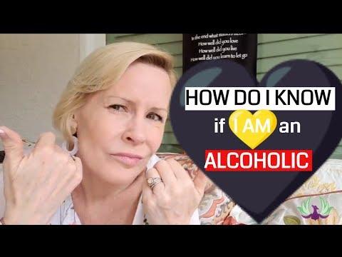 How do I know if I'm an alcoholic?  Am I an alcoholic?  (4 SYMPTOMS OF ALCOHOLISM)