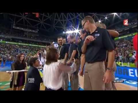 Download Finale Euro Basket 2013 - France / Lituanie