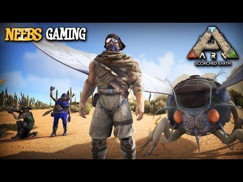 Ark: Survival Evolved - Moth Mission!!!