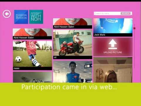Inspiring Co creation by Windows 8, Universal McCann