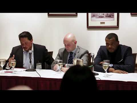 The New York Alternative Investment Round Table: Bitcoin + Blockchain