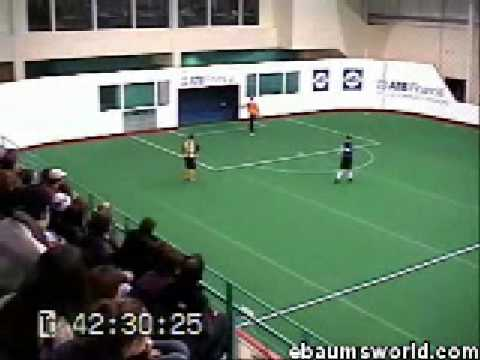 Great Best Indoor Football Goal!