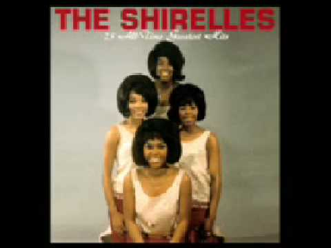 THE SHIRELLES- LOOK A HERE BABY