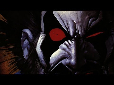 Supervillain Origins: Lobo