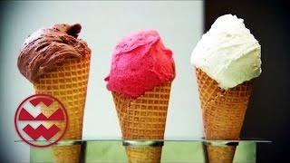Verrückte Eissorten - Welt der Wunder
