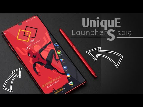 Top 5 Amazing Android Launchers (OCTOBER) 2019