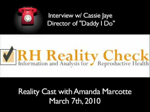 Reality Cast: Amanda Marcotte interviews Cassie Jaye