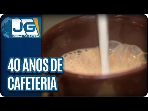 Cafeteria com mais de 40 anos é a Cara de São Paulo
