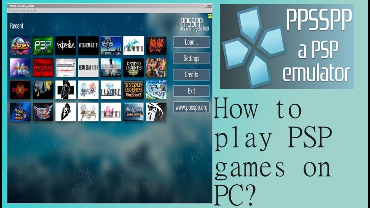 Скачать эмулятор ppsspp на компьютер торрент