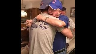 Old Cub Fans Reaction To The World Series Win Compilation