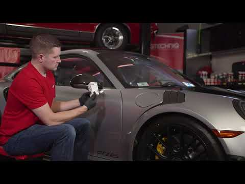 How to apply a Gtechniq ceramic coating yourself