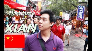 First time in Xian, China - BryanGrey 18 CabinCrew Vlogs