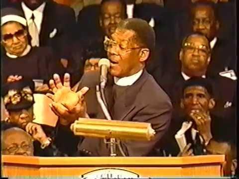 "Bishop J A Blake Preaching at  Cogic Holy Convocation 2002 ""The Blake"
