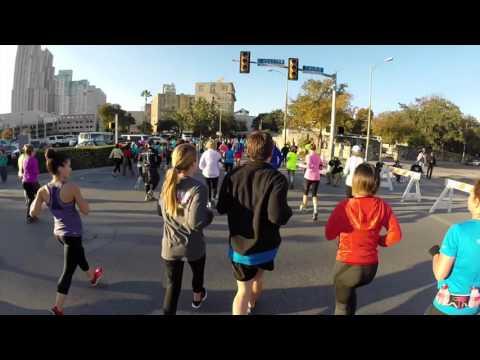 Rock N Roll San Antonio Half Marathon - Full Length