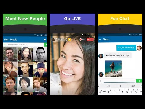 How to Install and Creat SKOUT - Meet, Chat, Friend