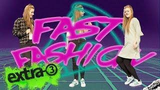 Fast Fashion von extra 3