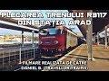 Download Plecarea trenului R3117 din staţia Arad (The departure of R3117 train from Arad Station)