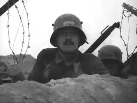Штурмовой батальон 1917. Фильм о Первой мировой войне. На русском языке.