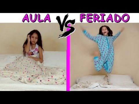AULA VS FERIADO