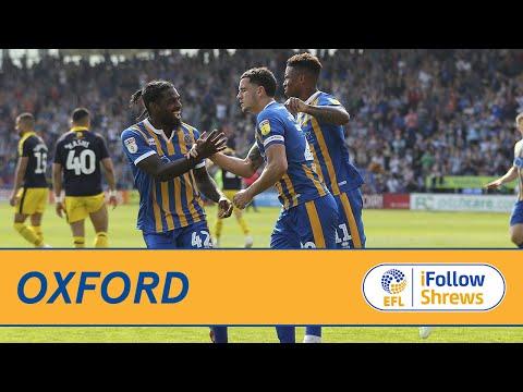 HIGHLIGHTS: Shrewsbury Town 2 Oxford United 3