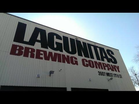 Lagunitas Taproom Chicago TOUR - Brewing Company 8/12/16