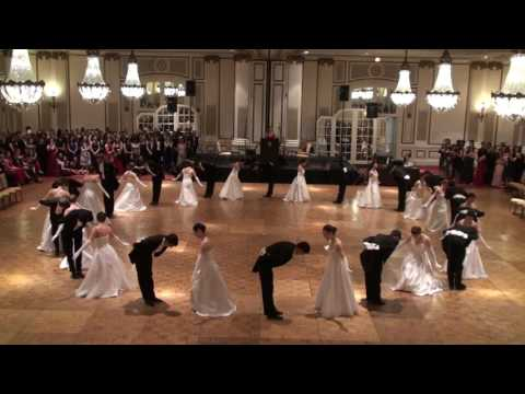 Stanford Viennese Ball 2017 - Opening Committee Waltz