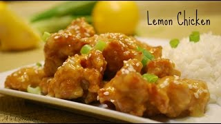Lemon Chicken Recipe - Chinese Style
