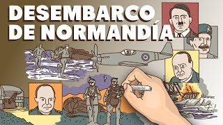 El Desembarco de Normandía. Día D. screenshot 4