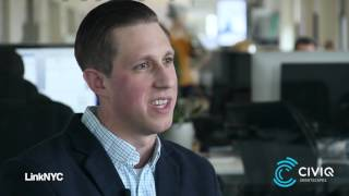 LinkNYC - a behind the scenes look with Josh Berglund, CIVIQ Smartscapes