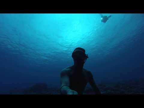 Deep Free Dive