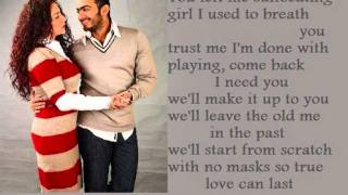 Tamer Hosny - Come back to me (english)