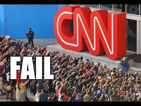 CNN Becomes Laughing Stock As Thousands Demand Bernie Coverage