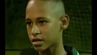 Neymar Childhood 2