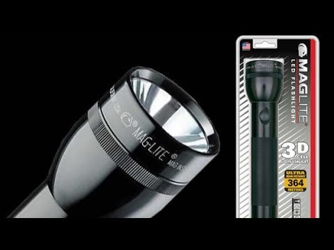 maglite led 3d cell the best of the best made in usa. Black Bedroom Furniture Sets. Home Design Ideas