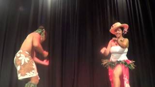 Mou Piri Performed by Waiana and Fati Tagata at Heilani Polynesian Scholl of Arts EOY 2013